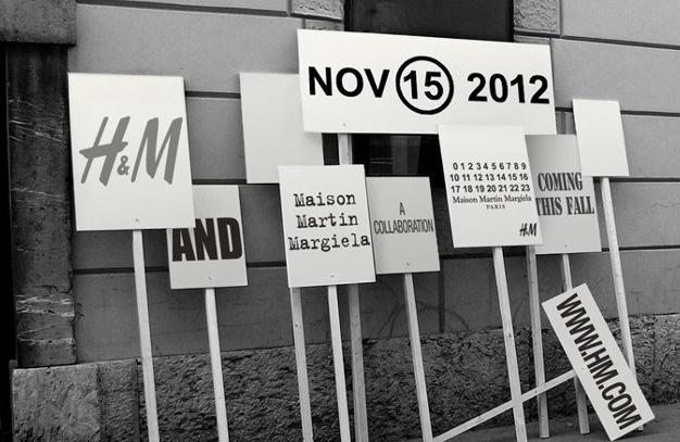 mat. promocyjne H&M