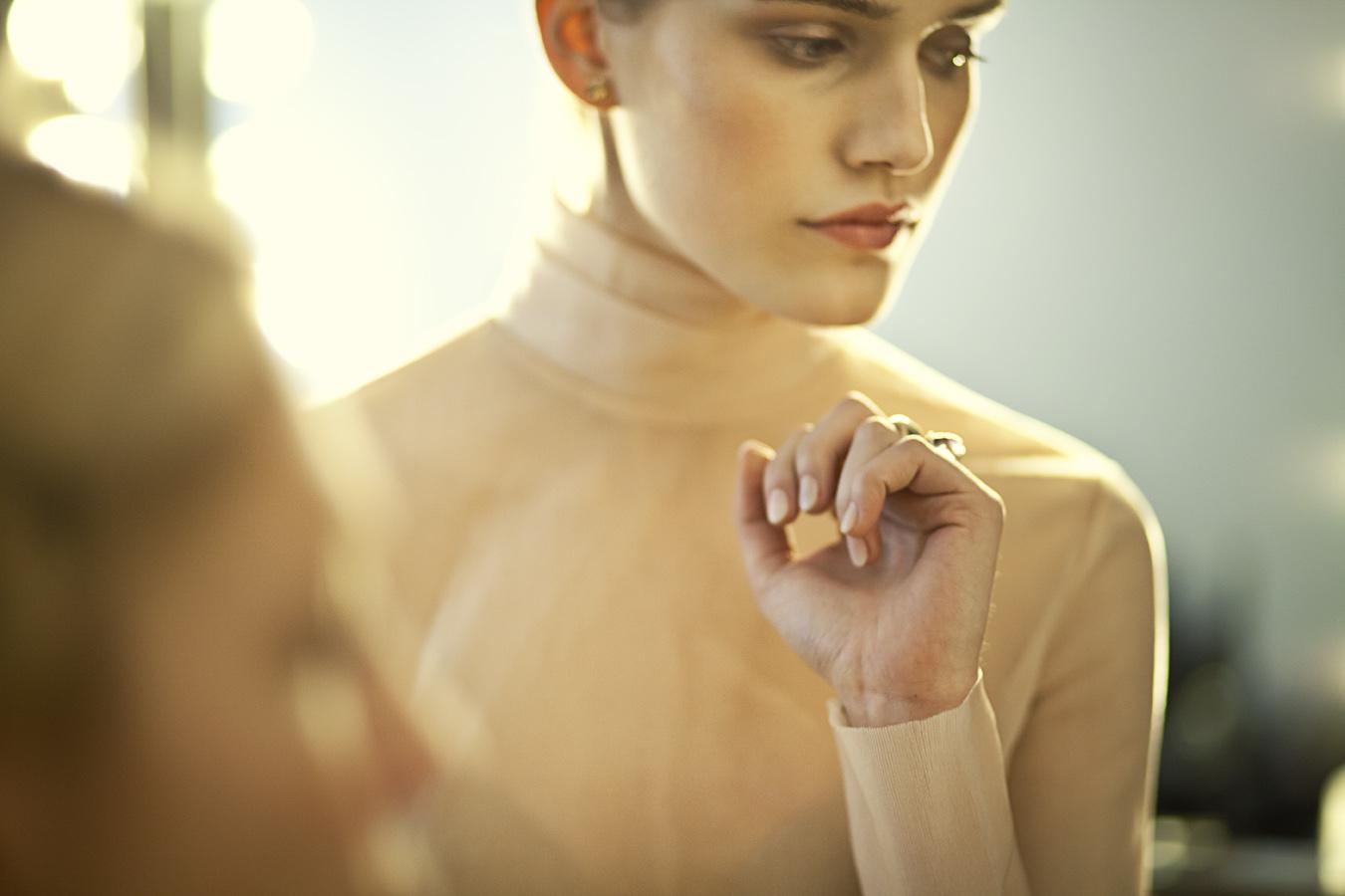 Karolina Wąż z New Age Models/fot. Agnieszka Taukert/Backbone dla Do You Know Fashion