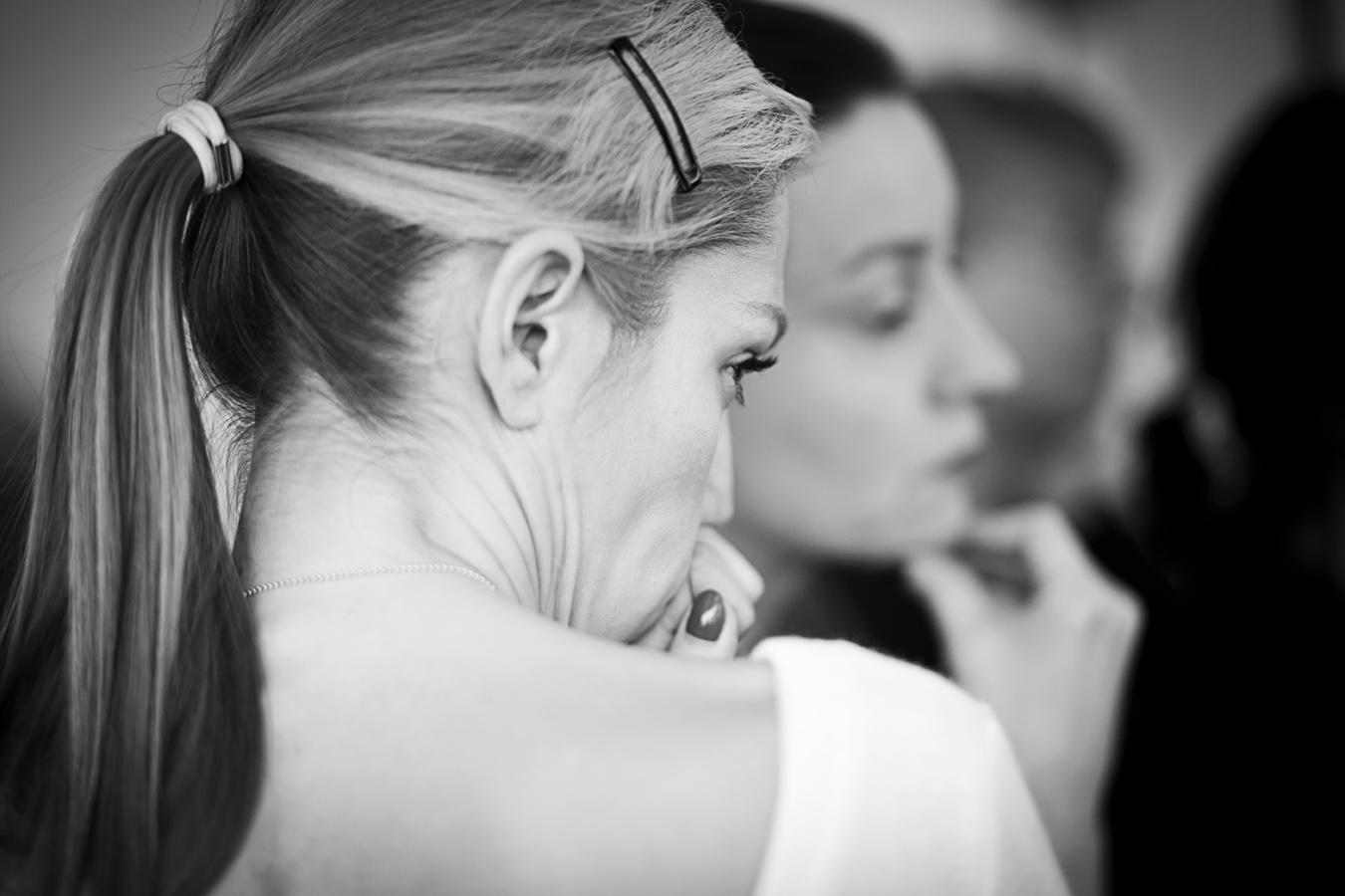 Skupienie... Magdalena Mousson-Lestang i Ania Poniewierska, stylistka/fot. Agnieszka Taukert/Backbone dla Do You Know Fashion