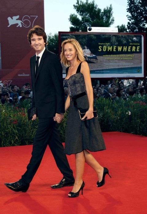 Antoine i Delphine Arnault/fot. Agencja FORUM