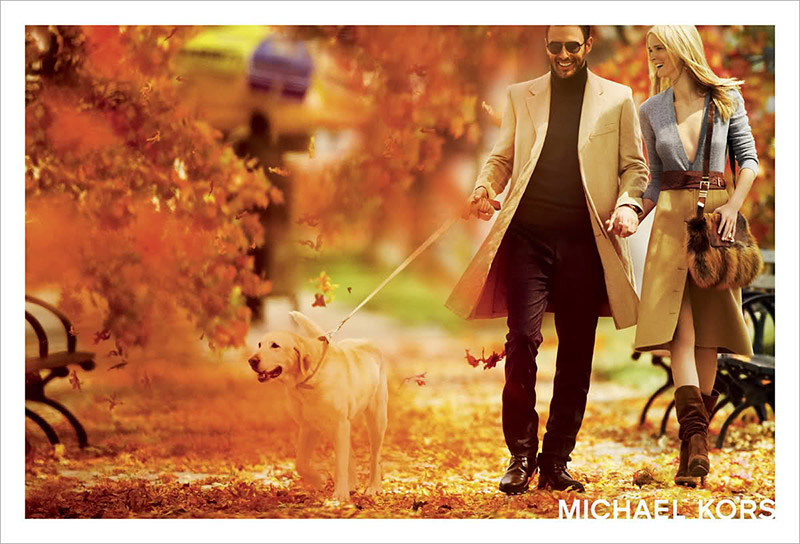 Michael Kors jesień-zima 2010/2011/mat. promocyjne Michael Kors