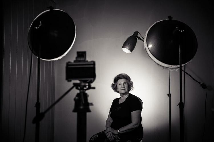 Celina Osiecka, właścicielka zakładu foto/fot. Maciej Stankiewicz dla Do You Know Fashion