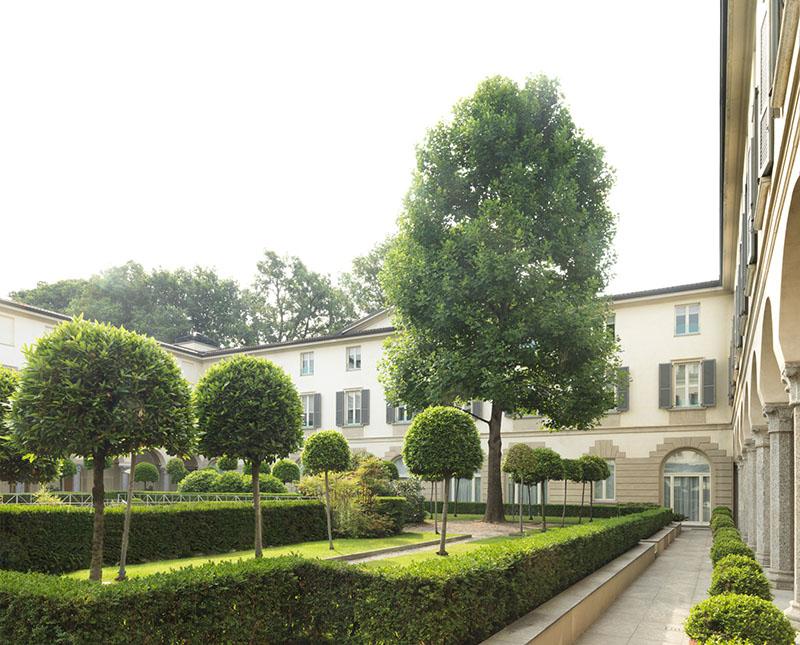 Hotel Four Seasons w Mediolanie/mat.prasowe Four Seasons Milano