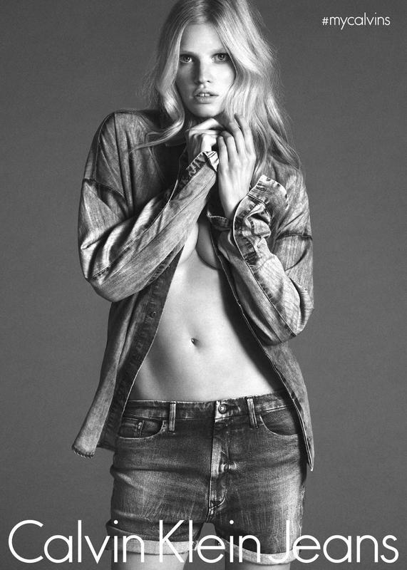 Calvin Klein wiosna-lato 2015