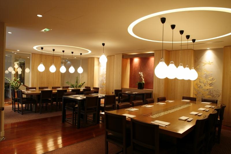Wnetrze restauracji Hanawa/mat.prasowe Hanawa