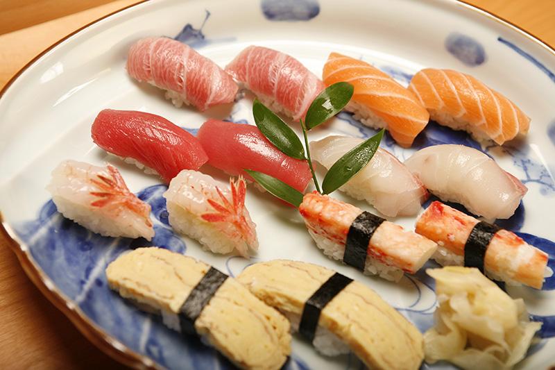 Sushi w restauracji Hanawa/mat.prasowe Hanawa
