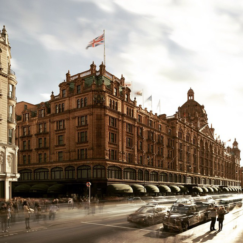 Harrods/Instagram:@Harrods