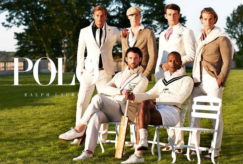Kampania marki Ralph Lauren na sezon wiosna/lato 2013