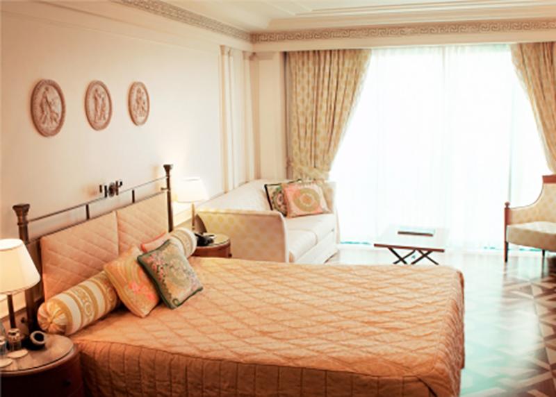 """Wnętrze hotelu """"Palazzo Versace"""""""