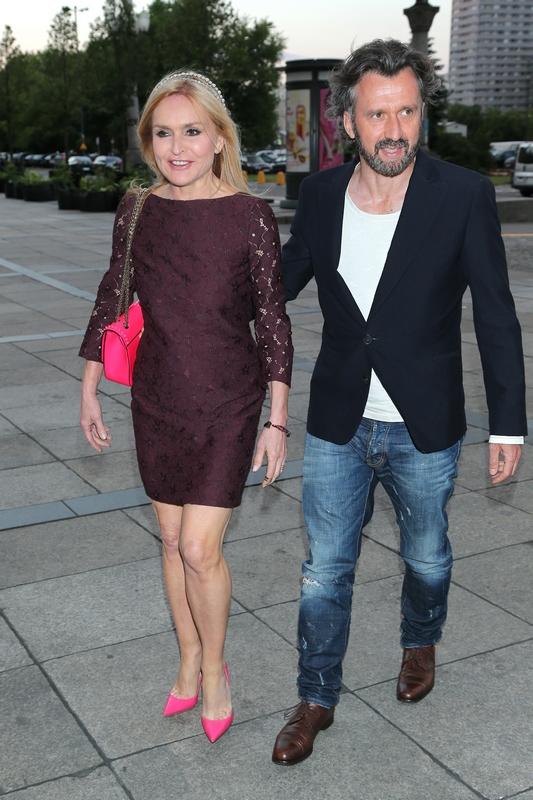 Monika Olejnik i Tomasz Ziółkowski/fot. MW Media