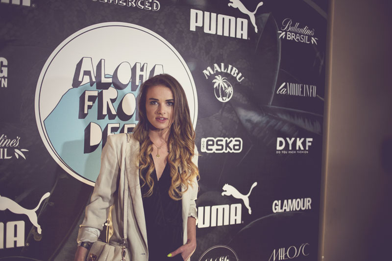 Blogerka Julia Kuczyńska/fot. Agnieszka Taukert dla DYKF