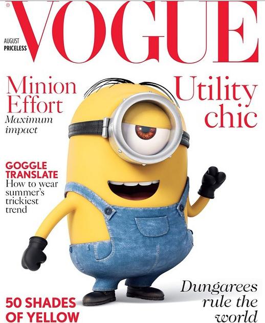 Okładka sierpniowego wydania magazynu Vogue/Instagram: @britishvogue