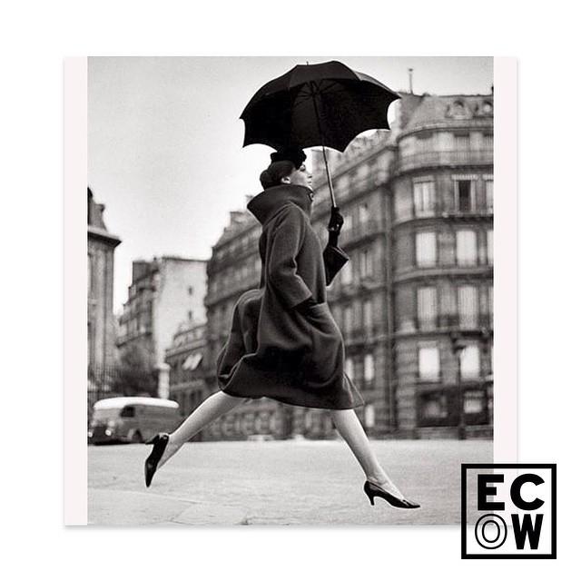Zdjęcie autorstwa Richarda Avedona/Instagram: ecow