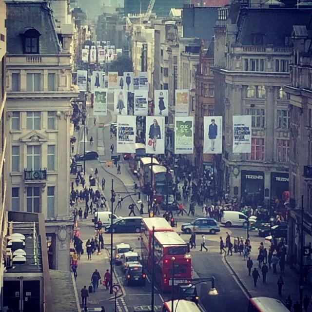 Oxford Street/Instagram: @oxfordstreetw1