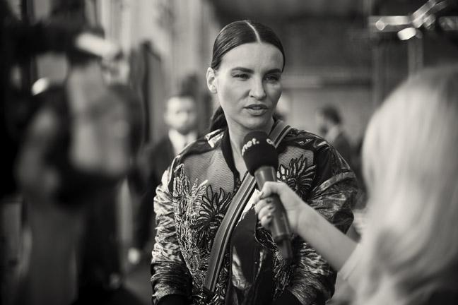 Joanna Horodyńska/fot. Agnieszka Taukert dla DYKF