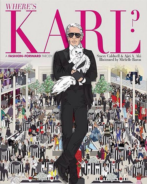 Okładka książki Where's Karl?