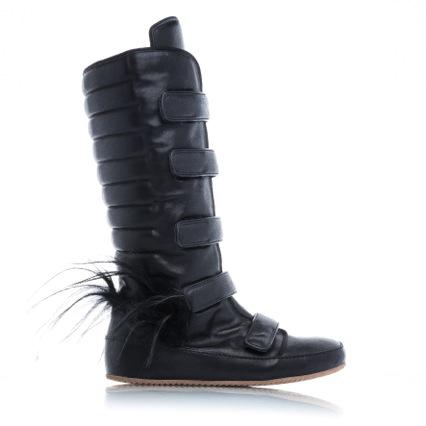 Sioux maxi black