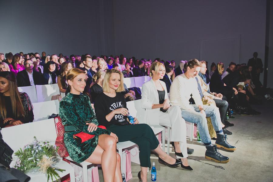 Katarzyna Zielińska, Marieta Żukowska i Katarzyna Krupa/fot. Artur Cieślakowski dla DYKF