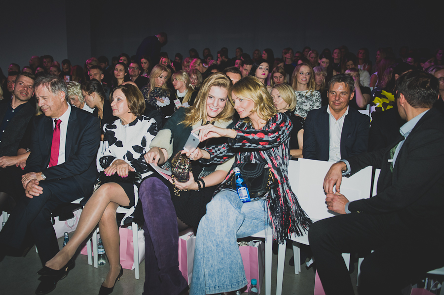 Julia Starak i Agnieszka Szulim/fot. Artur Cieślakowski dla DYKF