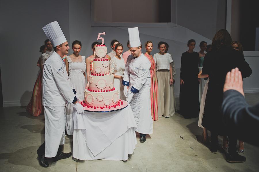 Tort Bizuu/fot. Artur Cieślakowski dla DYKF