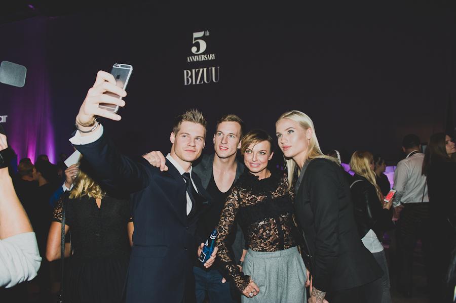 Katarzyna Sokołowska i uczestnicy Top Model/fot. Artur Cieślakowski dla DYKF