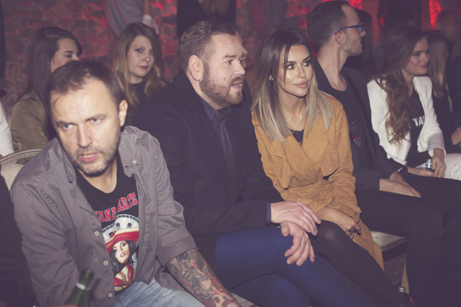 Tomasz Olejniczak, Natalia Siwiec/fot. Agnieszka Taukert dla DYKF