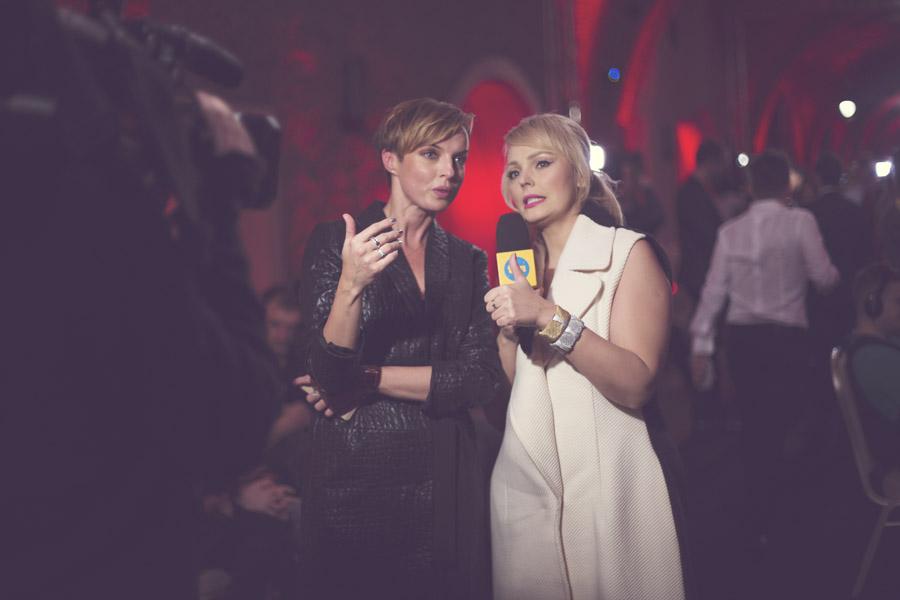Agnieszka Jastrzębska i Katarzyna Sokołowska/fot. Agnieszka Taukert dla DYKF