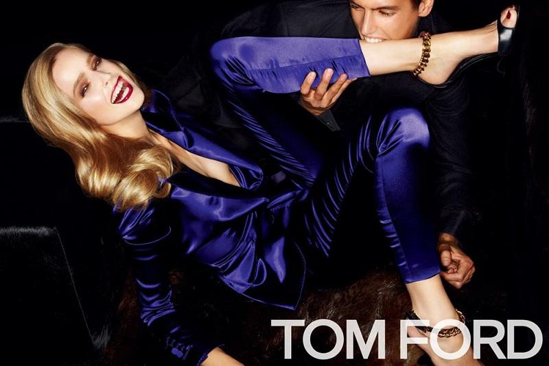 Tom Ford wiosna 2012