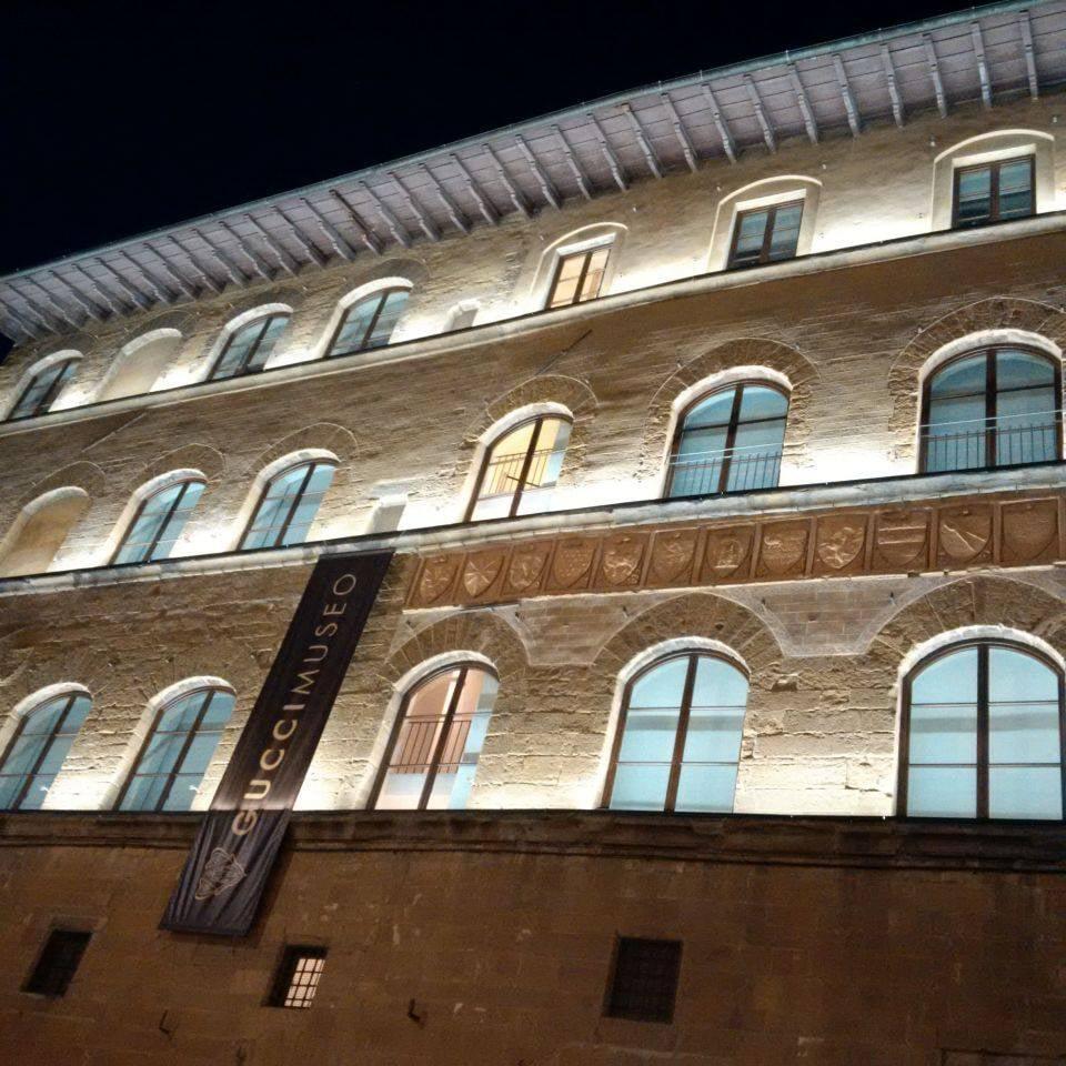 Muzeum Gucci we Florencji/fot. Anna Puślecka