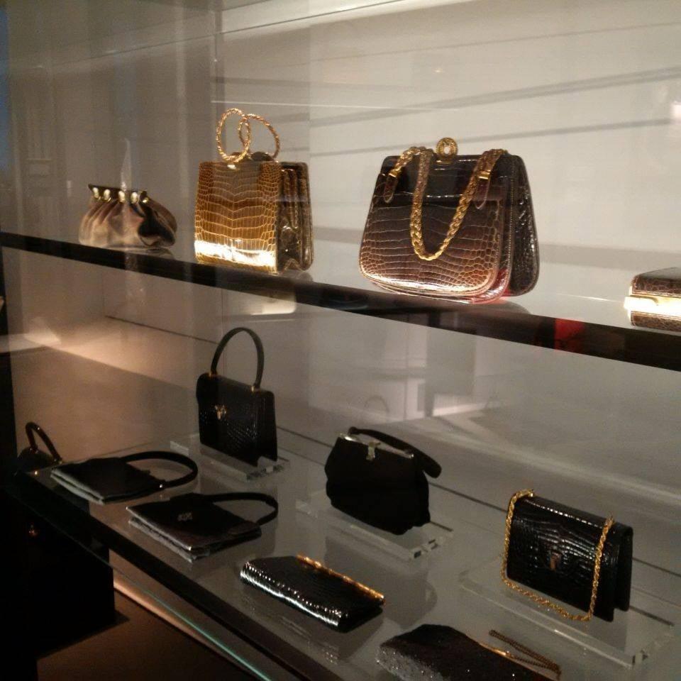 Torebki Gucci z lat 50-, 60- i 70-tych