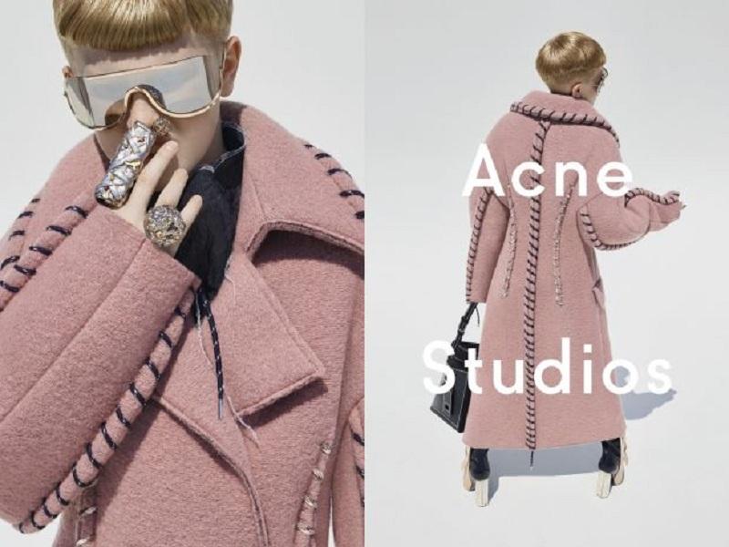 Acne Studios jesień-zima 2015