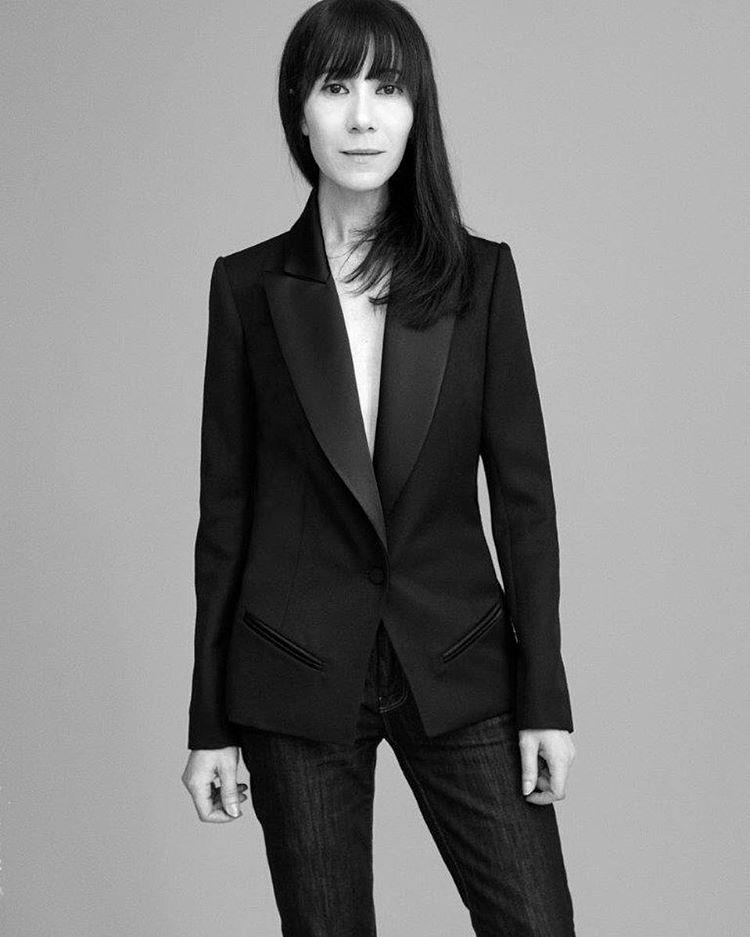 Bouchra Jarrar - nowa dyrektor kreatywna domu mody Lanvin/Instagram: @lanvinofficial