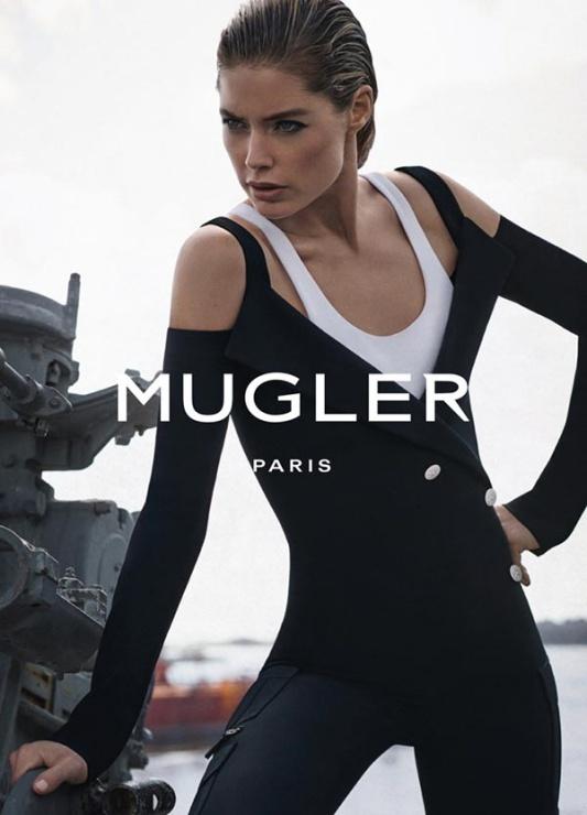 fot. Mugler Spring 2016