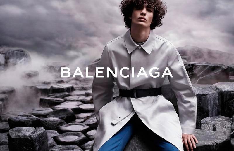 Balenciaga Men's wiosna-lato 2015