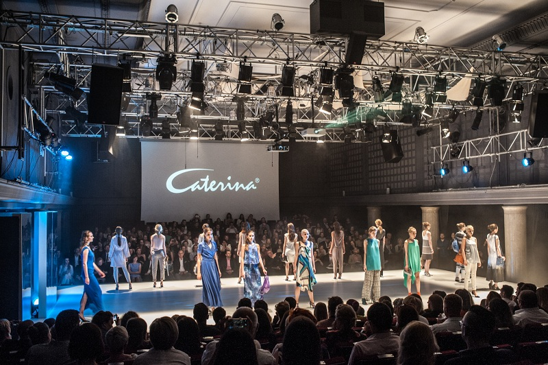 Pokaz kolekcji marki Caterina/fot. materiały prasowe VIAMODA