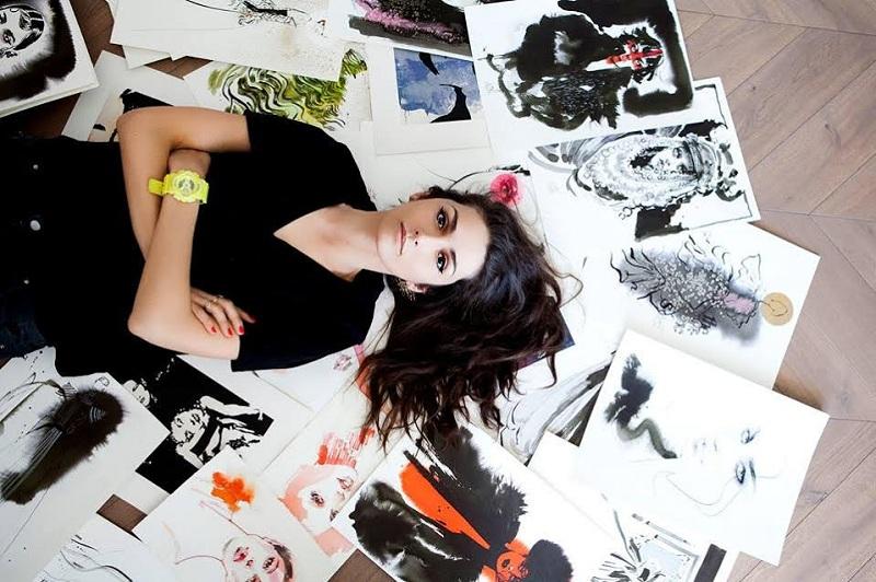 Ilustratorka Anna Halarewicz i jej ilustracje