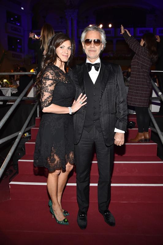Veronica i Andrea Bocelli