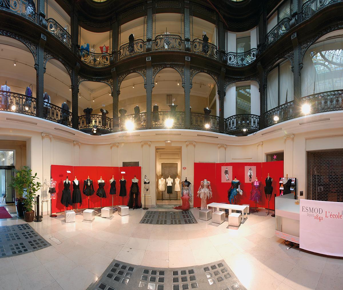 Fotografia pochodząca ze strony  www.esmod.com