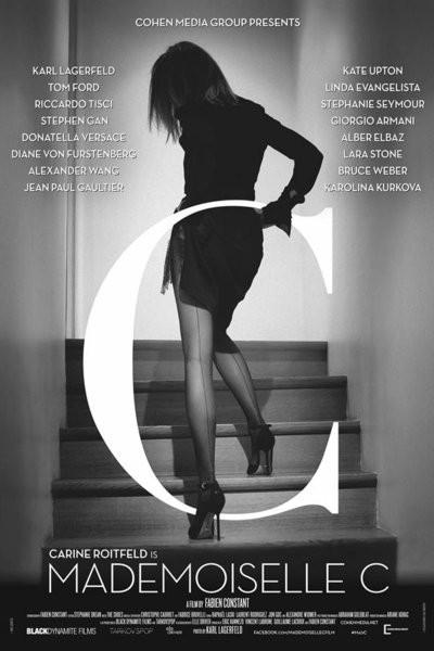 """Zdjęcie promujące film ', Modemoiselle C"""" pochodzące ze strony Filmweb."""
