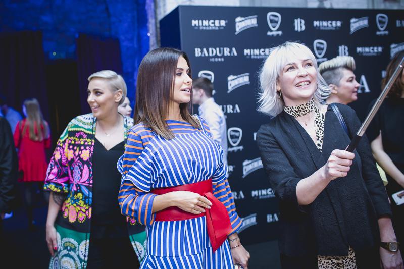 Katarzyna Krawczyk, Natalia Siwiec i Anna Puślecka/fot. Sławomir Lubowicki