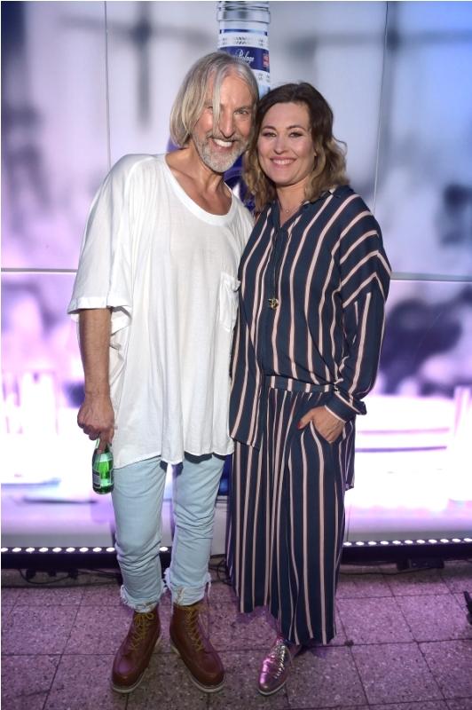 Robert Kupisz i Beata Sadowska/fot. AKPA