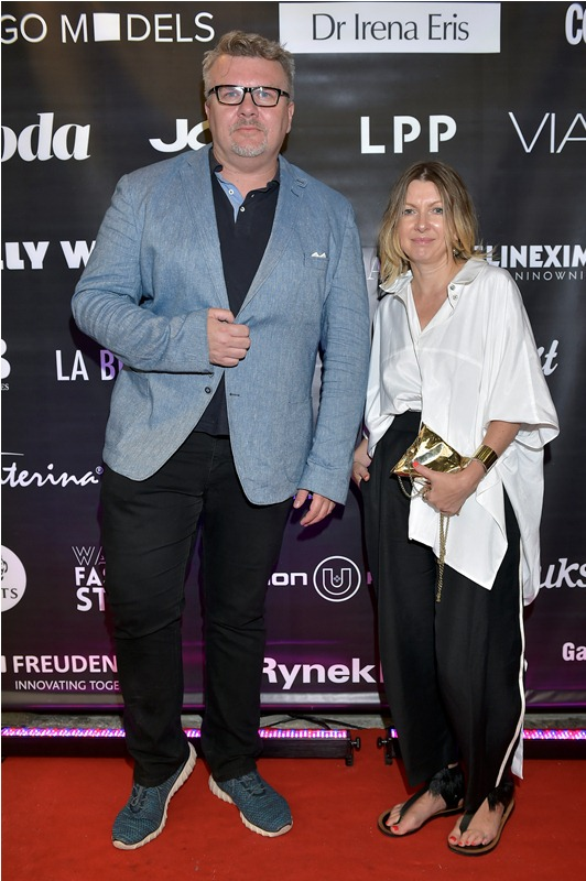 Duet MMC - Ilona Majer i Rafał Michalak/fot. AKPA