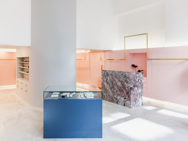Wnętrze Lui Store /fot. Materiały prasowe