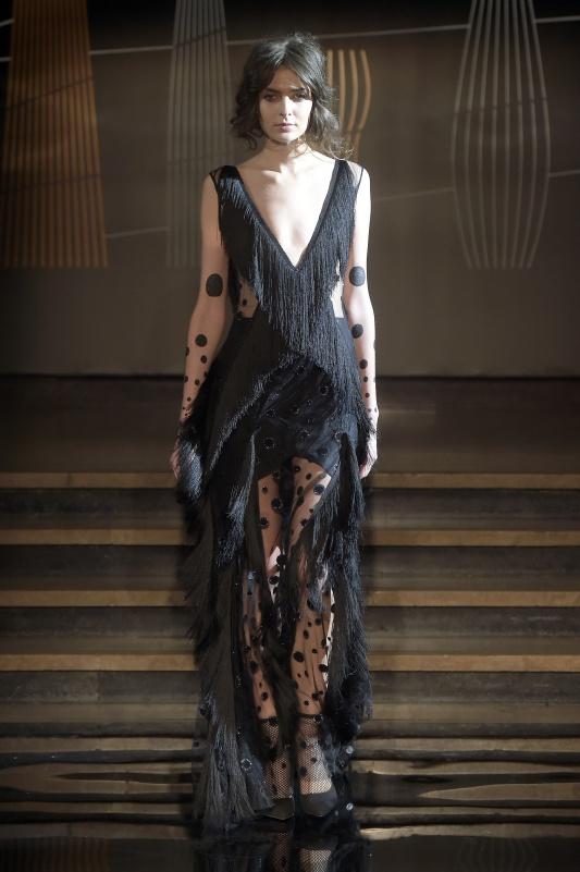 Suknia projektu Bohoboco /fot. AKPA