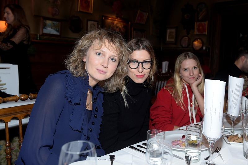 Karolina Gruszecka, Alicja Werniewicz i Jessica Mercedes Kirshner/fot. AKPA
