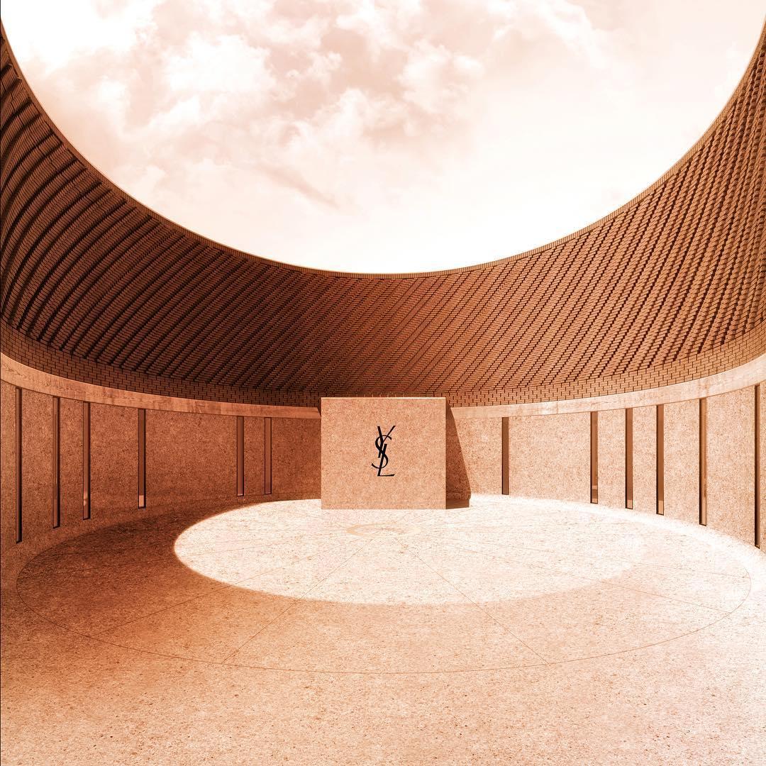 Muzeum Yves Saint Laurenta w Marrakeszu/Instagram: @myslmarrakech