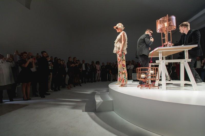 """Prezentacja kolekcji Lidii Kality """"Secret Garden"""" wiosna-lato 2018"""