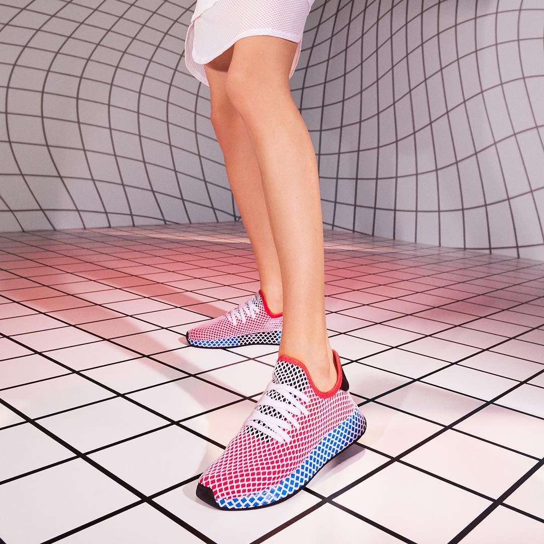 Najnowszy model Adidas Originals - Deerupt/Instagram: @adidasoriginals