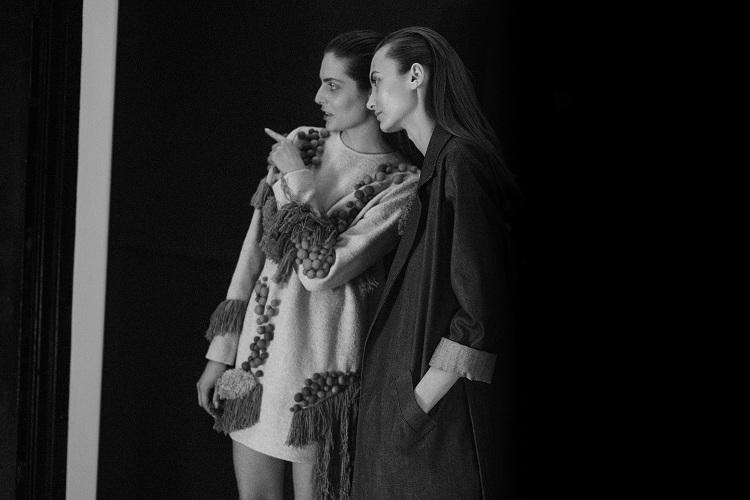 Backstage pokazu zwycięskiej kolekcji Celiny Wesołowskiej podczas 9. edycji Fashion Designer Awards/fot. Łukasz Jezierski