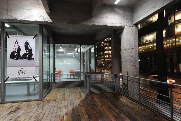 Instytut Francais de la Mode w Paryżu/fot. www.ifm-paris.com